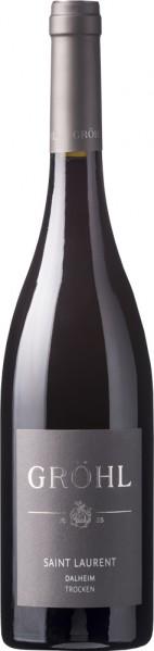Weingut Eckehart Gröhl, Dalheimer Saint Laurent trocken im Holzfass gereift