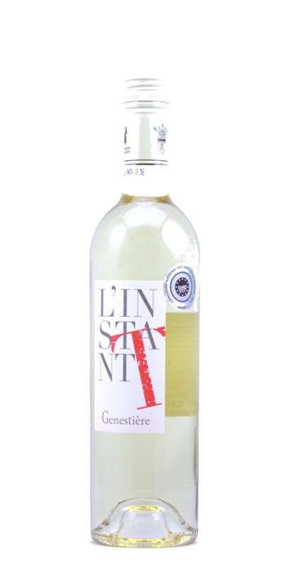 L'Instant T Domaine la Genestière IGP Vin de Pays d'Oc Blanc