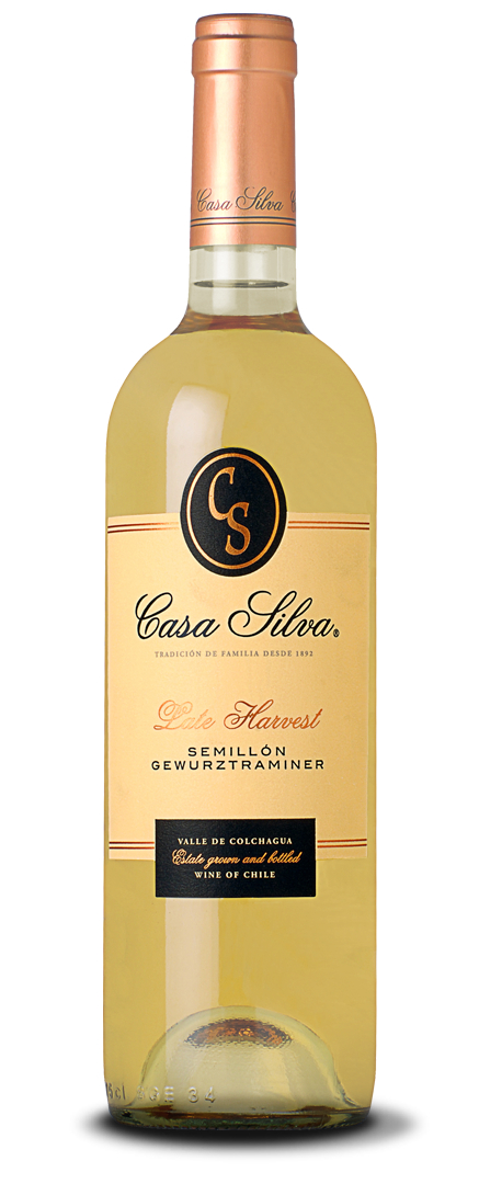 Casa Silva – Late Harvest – Sémillon  Gewurztraminer, 37,5cl