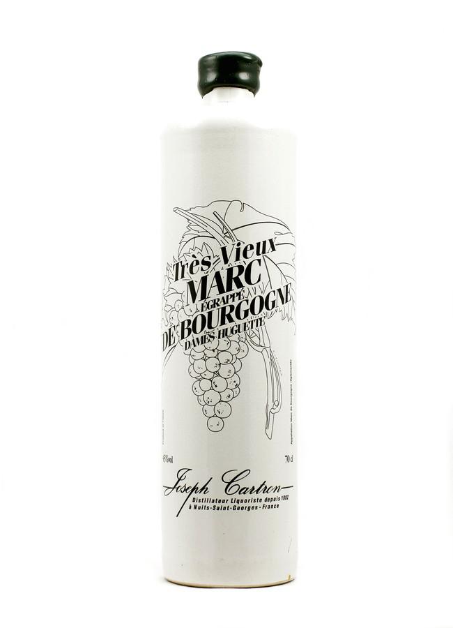 Joseph Cartron Très Vieux Marc de Bourgogne Dames Huguette (Kruik)