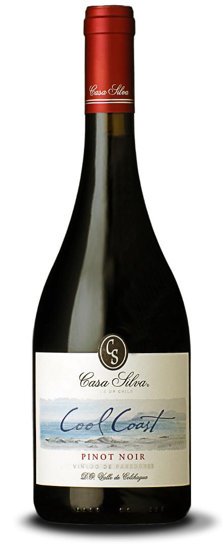 Casa Silva  Cool Coast  Paredones  Pinot Noir