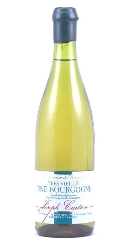 Joseph Cartron Tres Vieille Fine de Bourgogne Fles