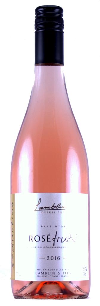 Lamblin Rosé Vin De Pays d'Oc