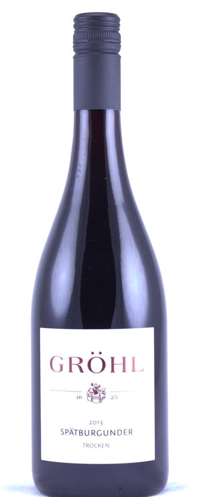 Weingut Eckehart Gröhl, Spätburgunder trocken