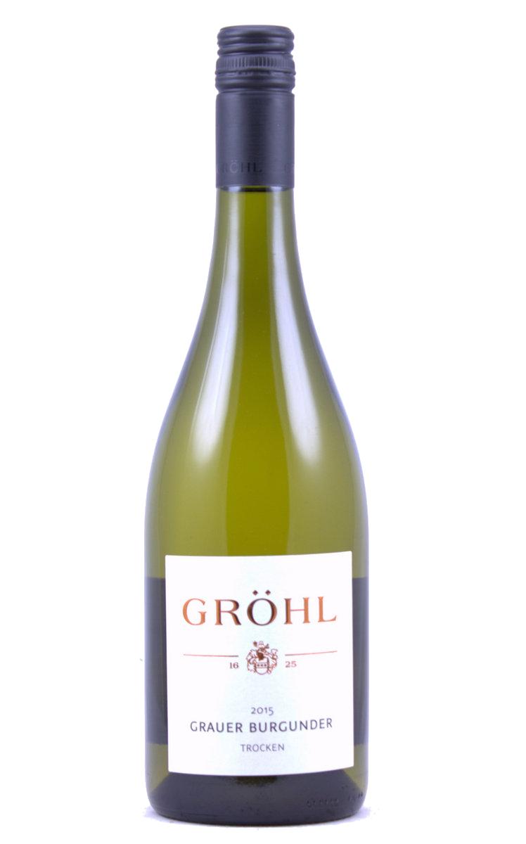 Weingut Eckehart Gröhl, Grauer Burgunder trocken
