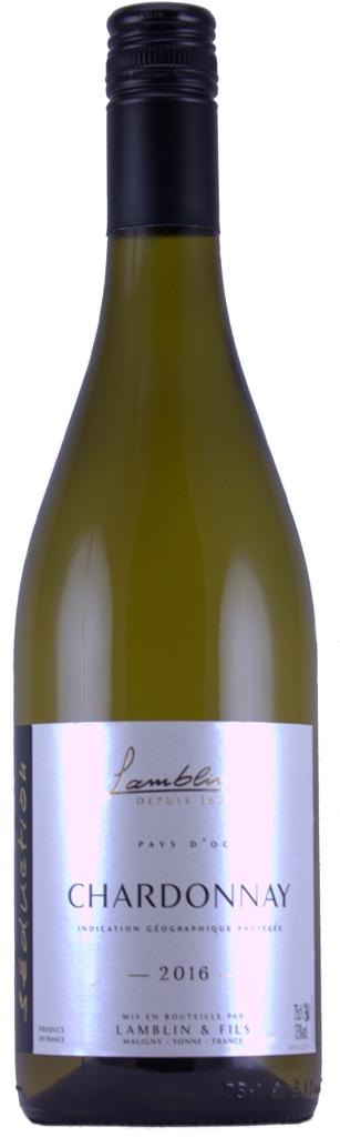 Lamblin & Fils, IGP Pays d'Oc Chardonnay