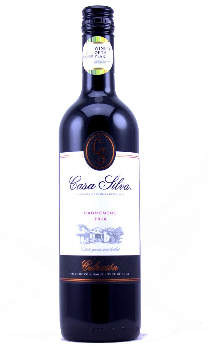 Casa Silva - Colección – Carmenère