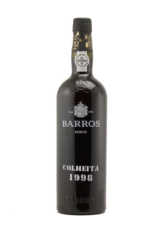 BARROS, Colheita Port 1998