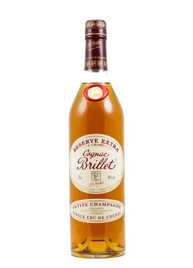 Maison JR Brillet, Single Cru de Cognac, Petite Champagne, Réserve Extra***  VSOP
