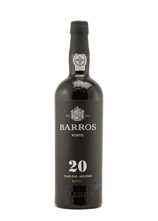 BARROS, 20 Years Old Tawny Port