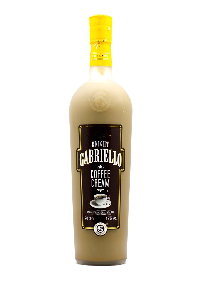 Gabriello coffee cream, Santoni